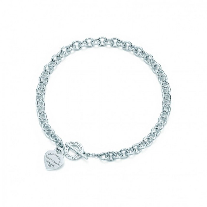Fine Silver bracelet from Tiffany & Co.
