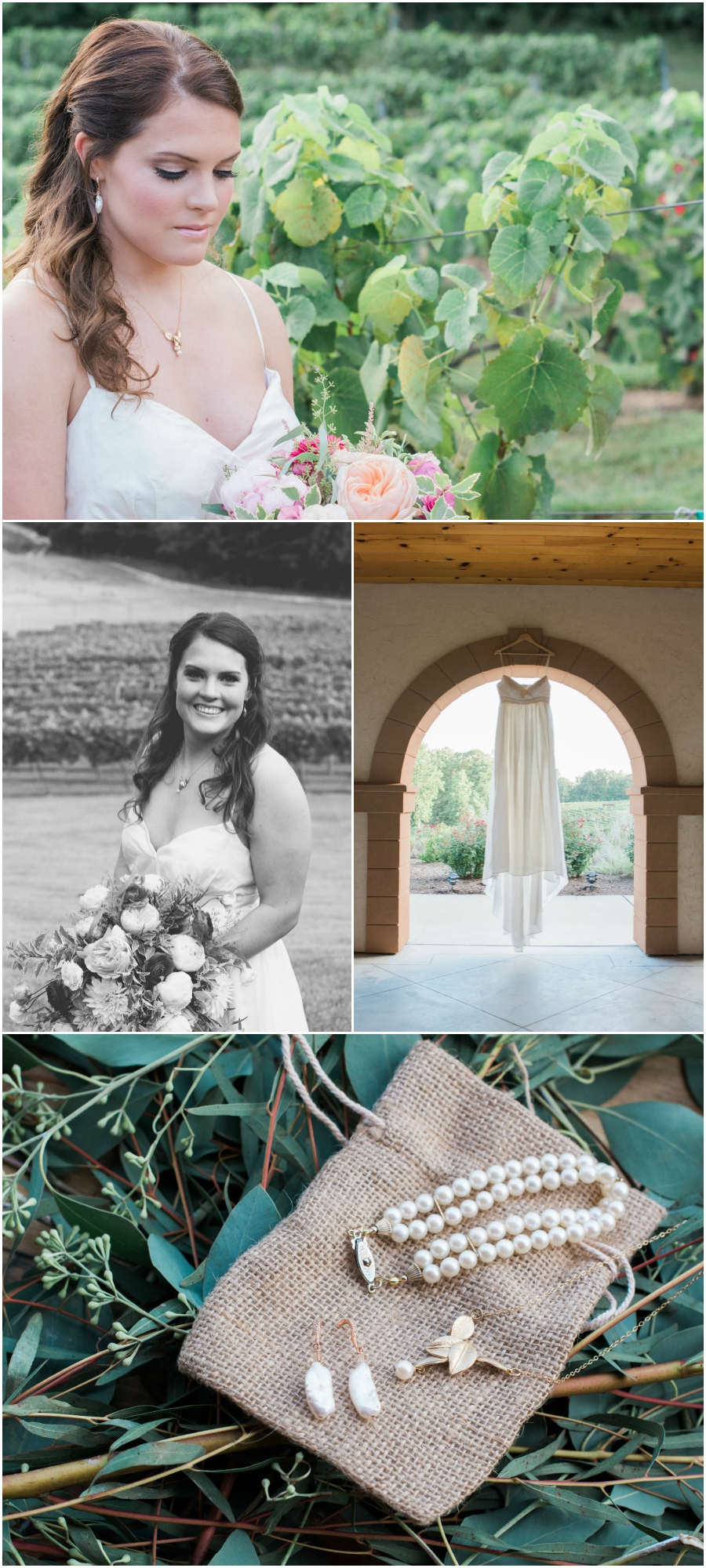 Gorgeous Autumn Winery Wedding Inspiration