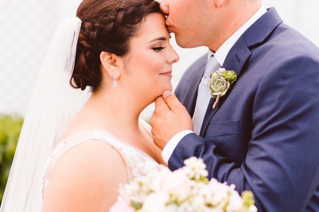Romantic Eastern shore Maryland bayside wedding Custom and couture bridal jewelry Brooke Michelle Photography Celebrations by the Bay J'Adorn Designs Emerald cut engagement diamond ring Vintage halo wedding ring Bridal fashion Bridal couture Teardrop handcrafted bridal earrings