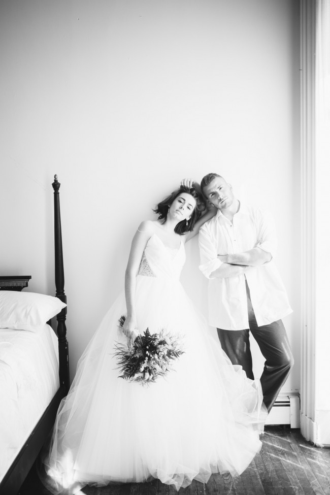 Just Married romantic intimate newlyweds after wedding, honeymoon, bride and groom,  mr. and mrs., Cecile Davis Films, A. Griffin Events, J'Adorn Designs couture and custom jewelry made in Maryland